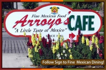 Follow the Sign To Fine Mexican Dining In Stockton, CA